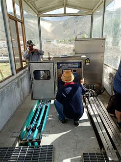 西藏拉萨某污水处理明渠式久久精品2019在线观看安装项目