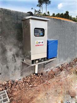 广西凭祥边境经济合作友谊关工业园污水处理设施
