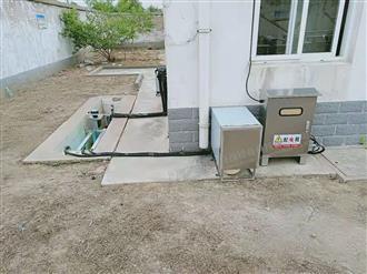 江苏省泰州市某污水处理厂污水处理设备安装案例