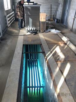 吉林长春某污水处理厂明渠久久精品2019在线观看安装案例